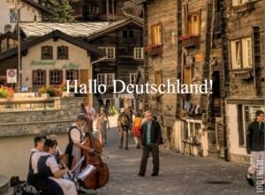 рад знакомству по немецки