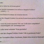 Как проходит собеседование на национальную визу невесты в Германию