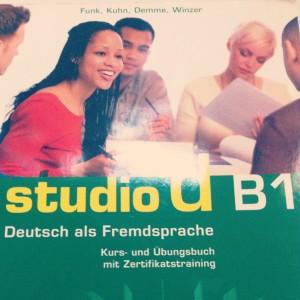 Сертификат B1 DTZ