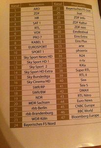 Телевидение в Германии