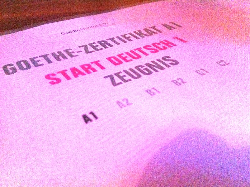 как написать письмо по немецкому языку образец