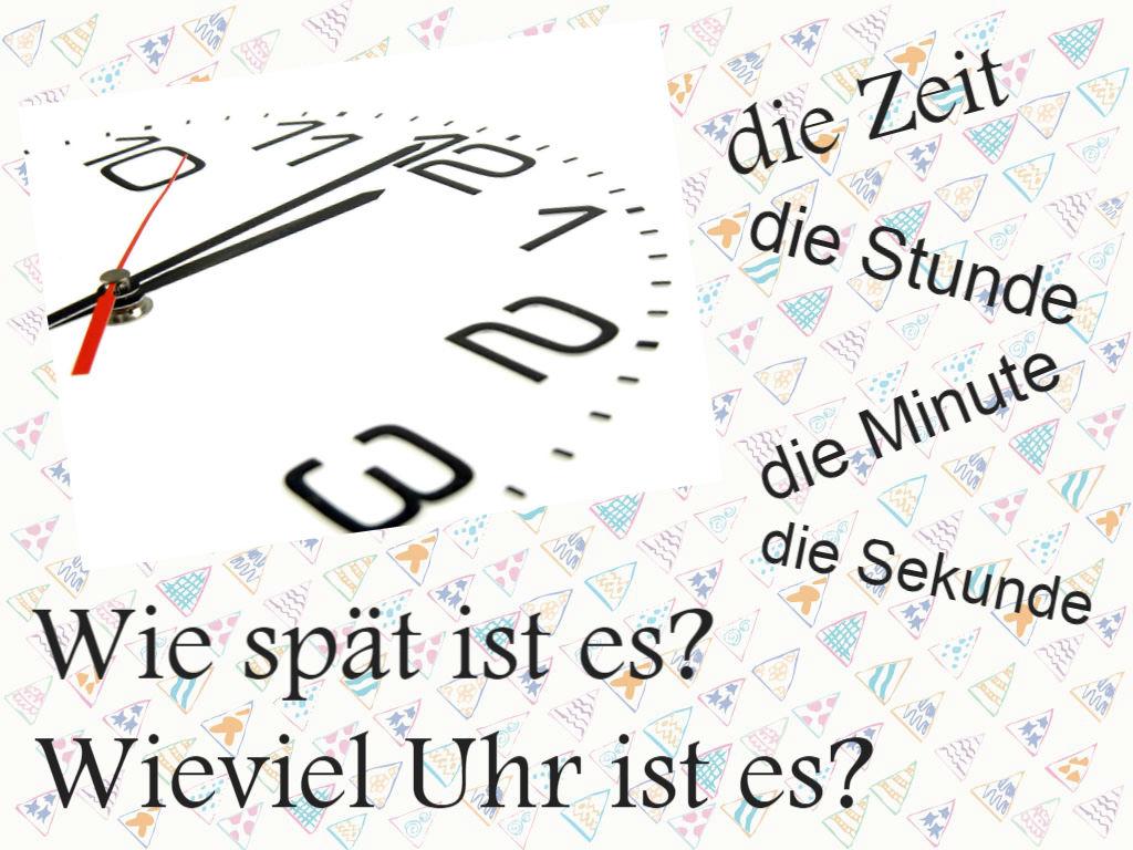 Знакомства немецкий язык ситуация