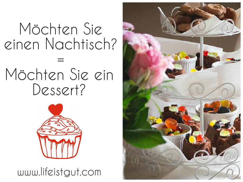 Диалоги В Ресторане на немецком, Тема в немецком Ресторан, десерт
