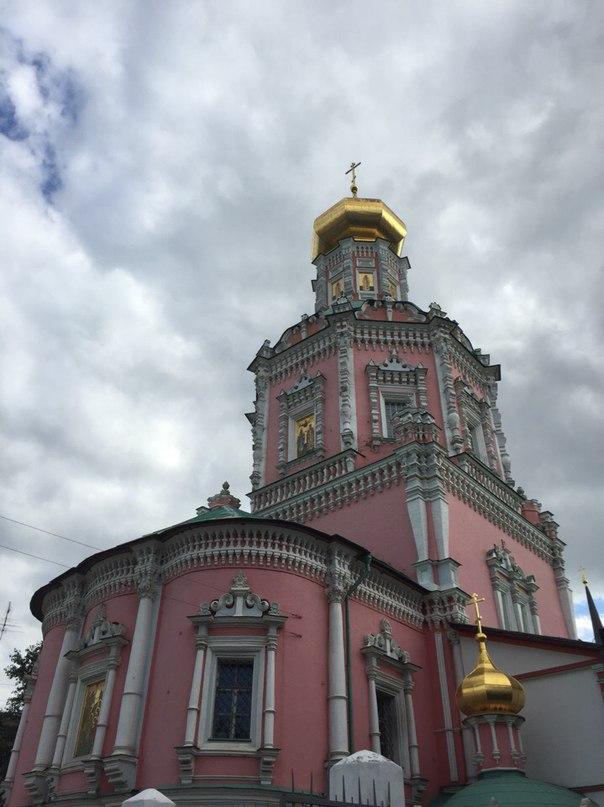 скучаю по России церквям храмам