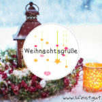 Поздравления с Рождеством на немецком (+перевод). Weihnachtsgrüße und Weihnachtswünsche