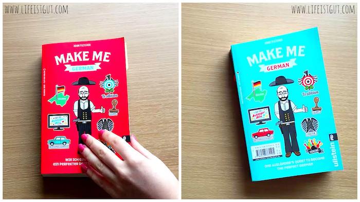 """Читаем книги на немецком отзыв """"Make me german"""" von Adam Fletcher"""