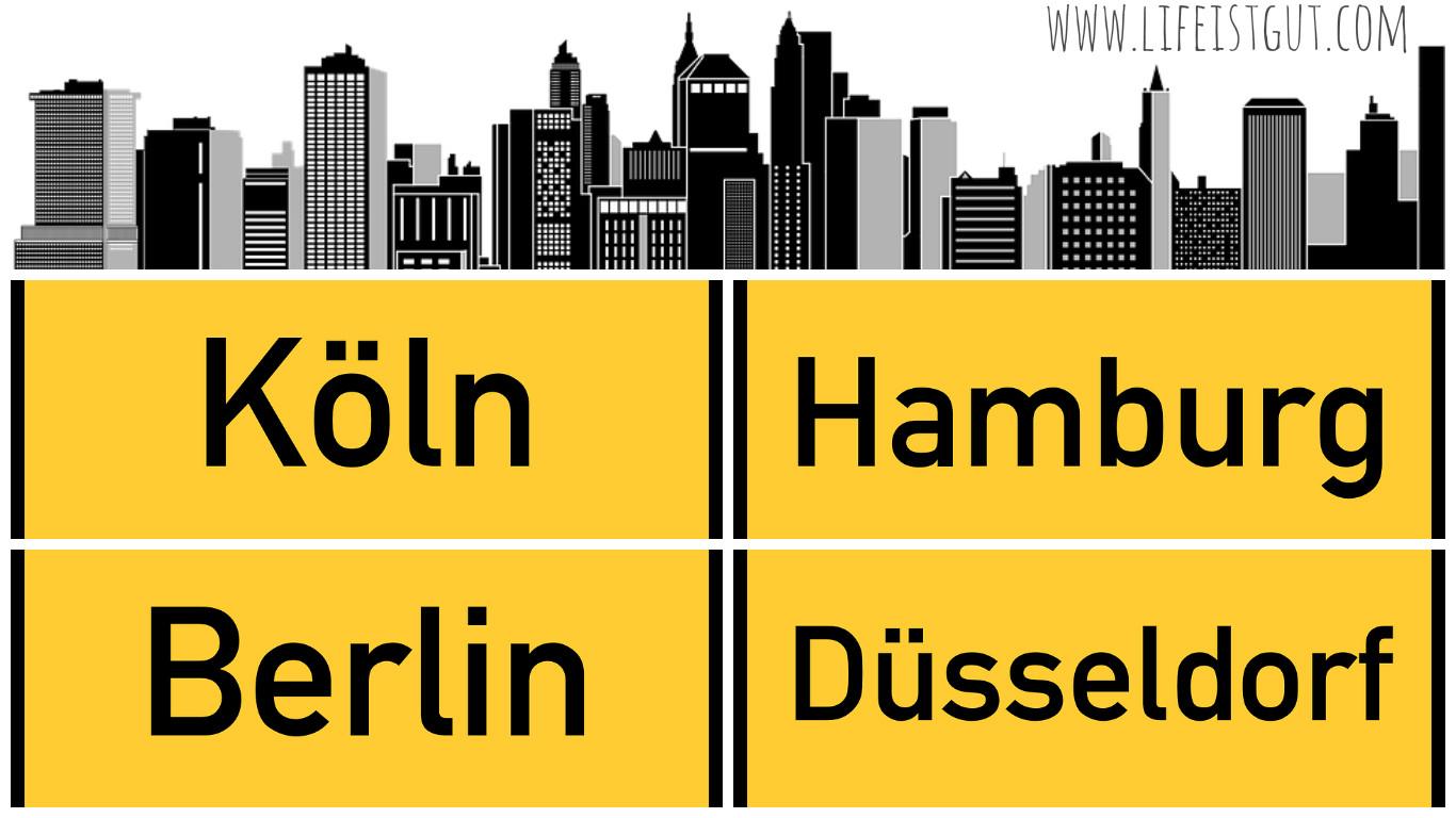 Германия Интересные Факты goroda