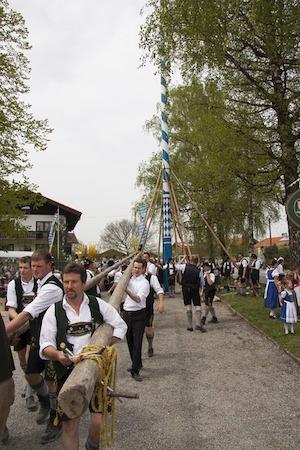 1 Мая Германия