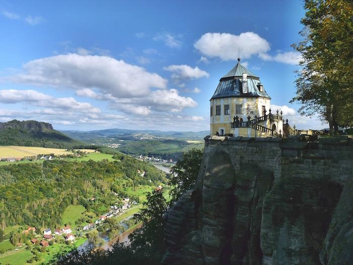 Парк Саксонская Швейцария