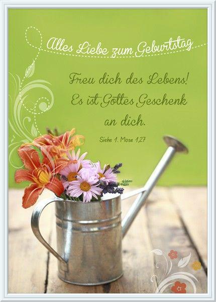 немецкий язык поздравления