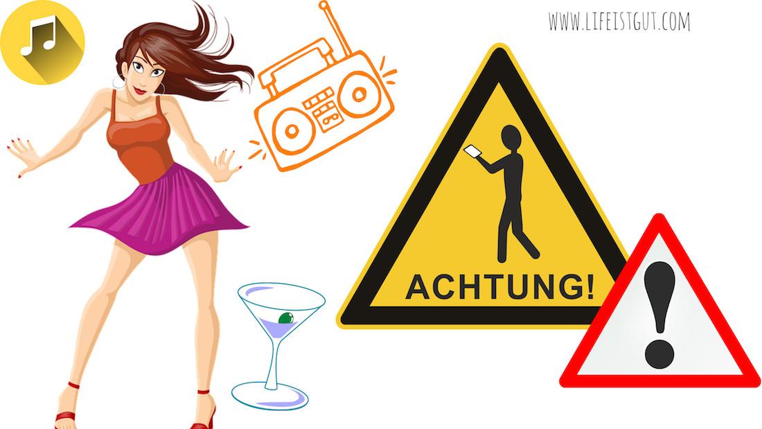Шуметь в Германии, иностранцы в германии, predupredit-zaranee