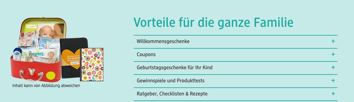 Беременность в Германии: подарки для беременных от немецких магазинов!