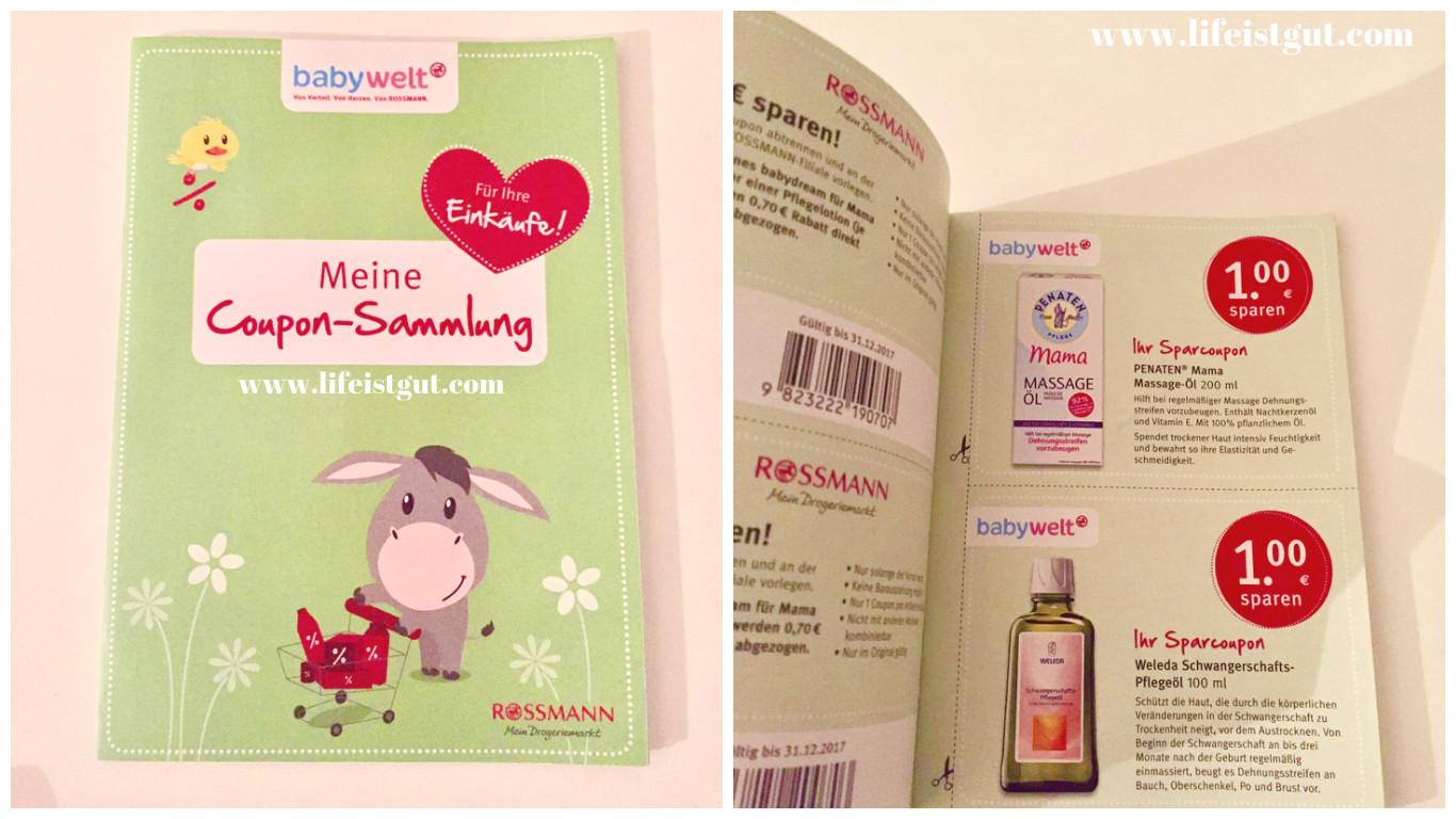 babywelt Беременность в Германии: подарки для беременных от немецких магазинов!