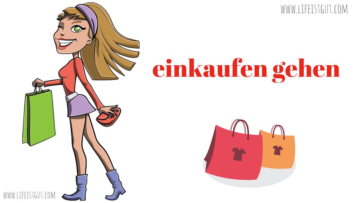немецкие магазины, распорядок и иностранцы, einkaufen gehen