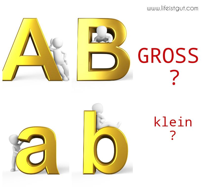 Немецкие Существительные с Большой Буквы? Почемууу???