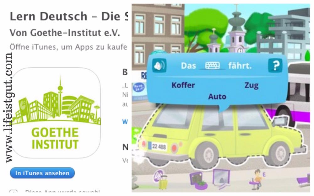 Приложения для изучения немецкого языка lern deutsch