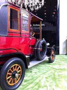 Музей Mercedes в Берлине.