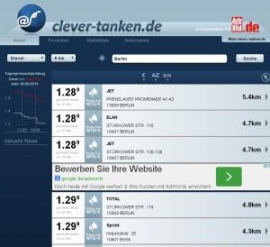 Как дешево заправиться в Германии