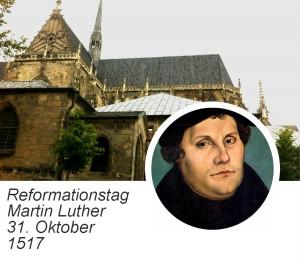 День Реформации в Германии