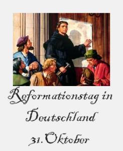 1День Реформации в Германии0