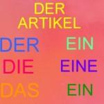 Немецкий артикль Der Artikel — когда НЕ употребляем артикль