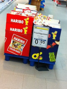 Цены в Германии 2014