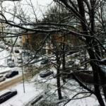 Зима в Германии