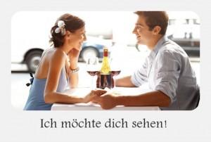 Назначить встречу на немецком