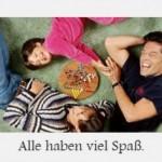 Немецкий B1: примеры описания картинок