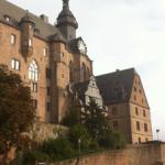 Замок Германии Marburger Schloss