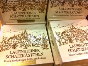 Сладости из Германии Lauensteiner