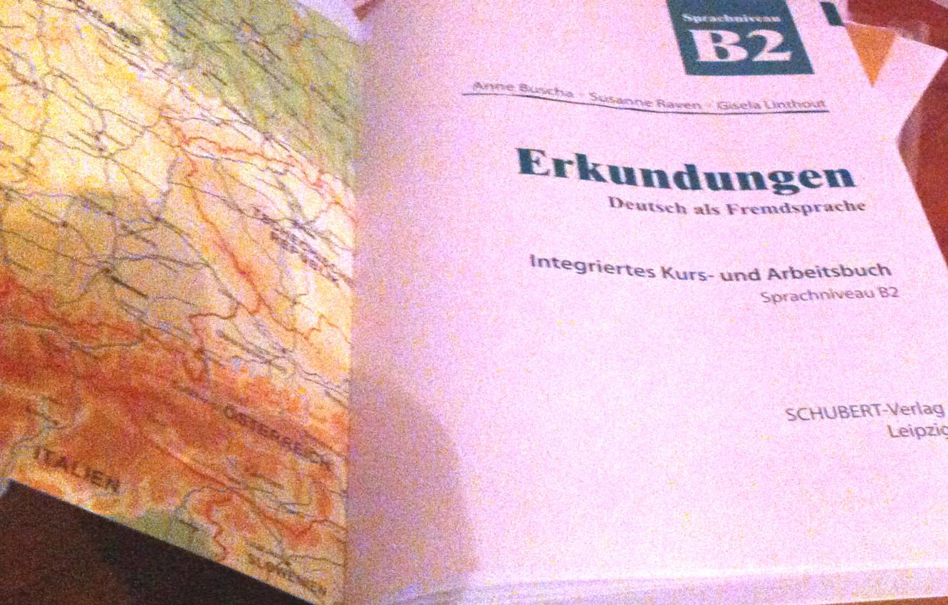 Erkundungen B2 обзор учебника