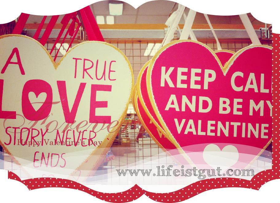 «С любовью, в День Святого Валентина!» Или, что подарить на 14 февраля в Германии своей половинке?
