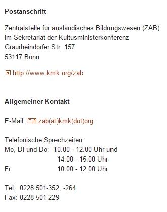 Оценка и подтверждение диплома в Германии: КАК? ГДЕ? ЦЕНА?
