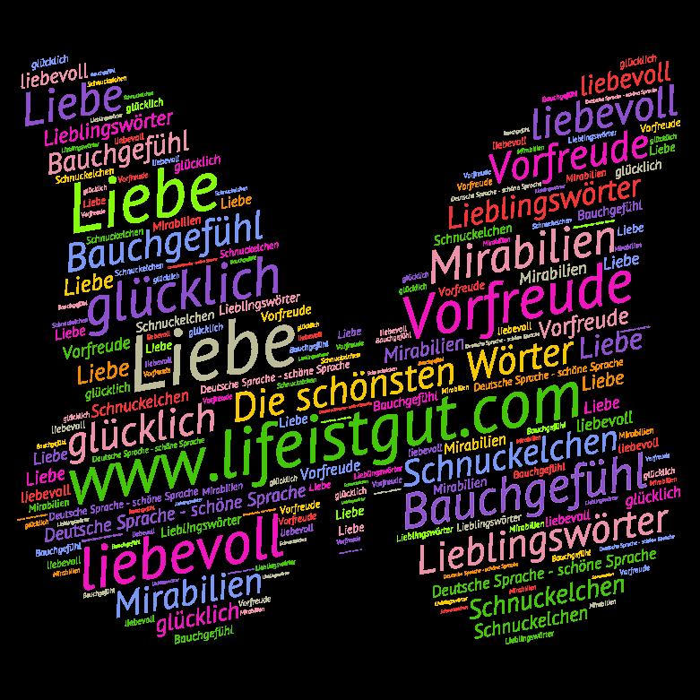 Красивые немецкие слова и фразы