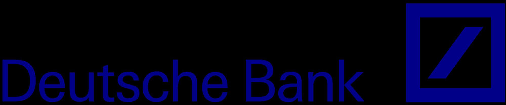 Известные немецкие компании: Deutsche Bank