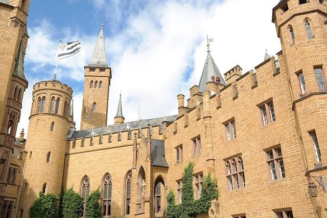 Замок Хоенцоллерн