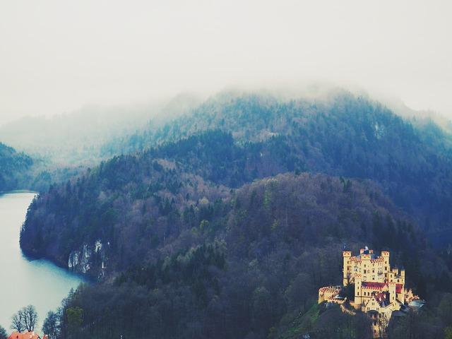 Замки Германии – изящество старины и романтика средневековья...