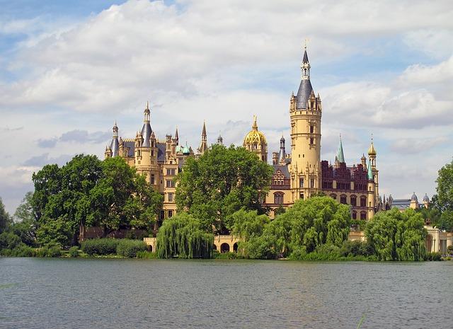 Шверинского замка