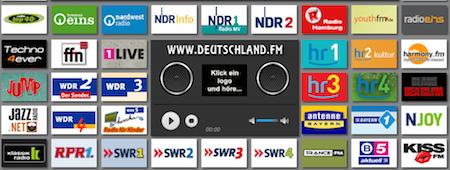 Немецкие Радиостанции онлайн на любой вкус