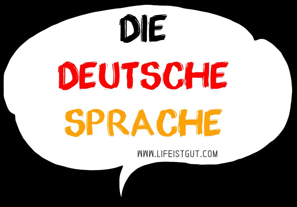 Wortschatz Немецкая лексика по темам (уровни A1-B2) Die deutsche Sprache