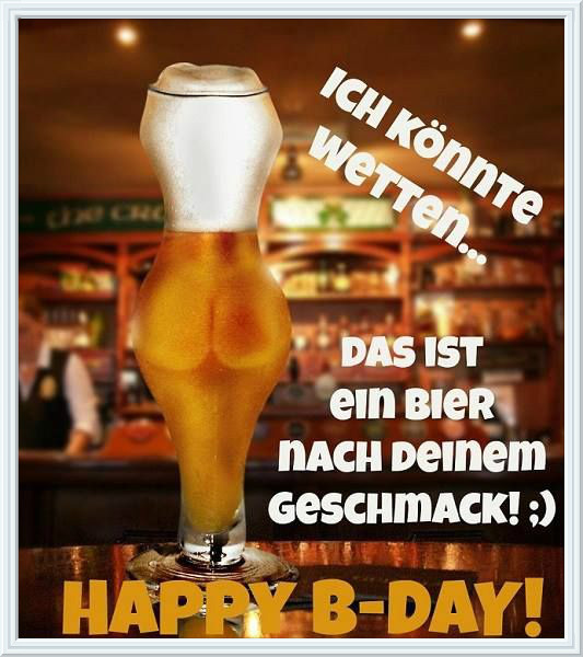 Забавные Поздравления С Днем Рождения На Немецком Языке