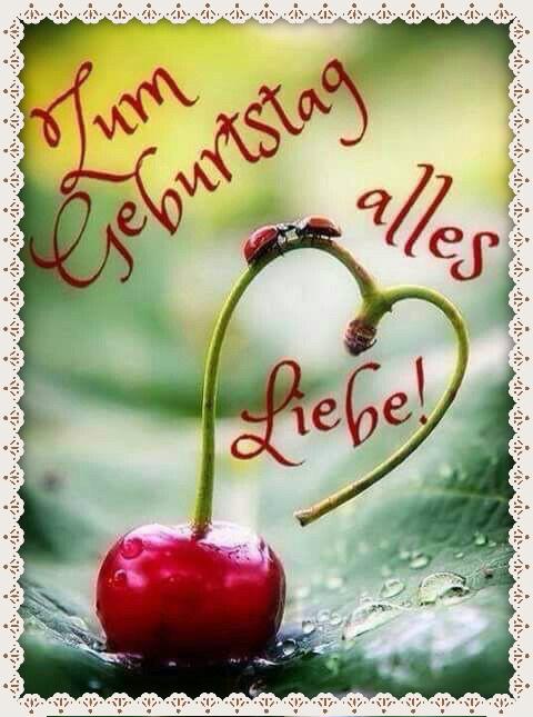 Поздравления С Днем Рождения На Немецком Языке!