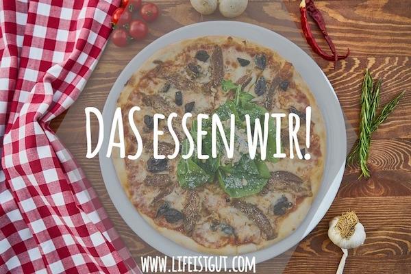ЭТО мы едим! DAS essen wir! Любимая немецкая еда.